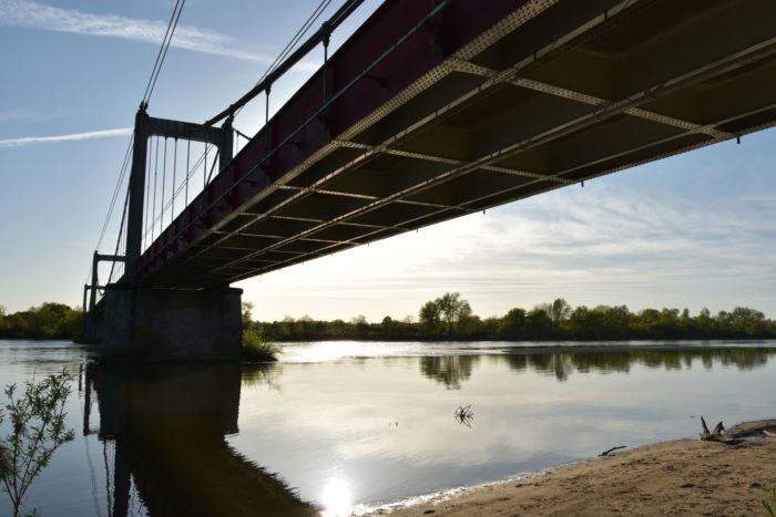 Pont de Beaulieu sur Loire