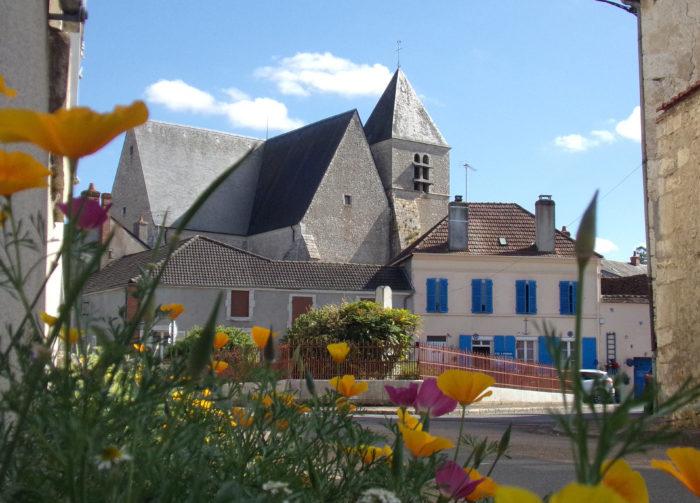 Beaulieu sur Loire, coeur de village