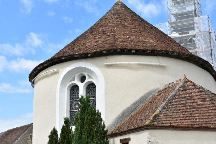 Batilly en Puisaye - église Saint Louis