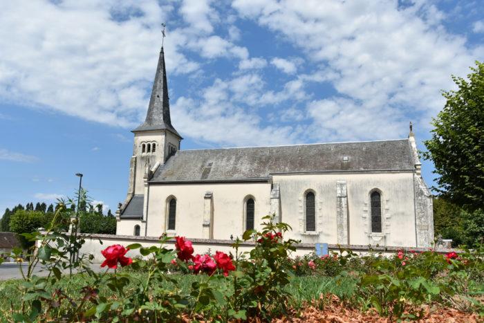 Breteau - église Saint Blaise