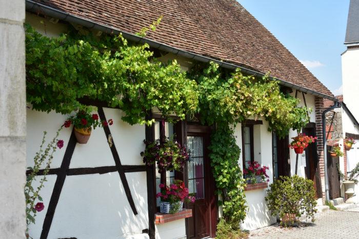 La petite maison de Cernoy-en-Berr