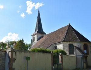 Eglise Notre Dame d'Escrignelles