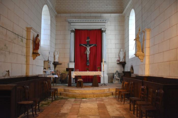 Eglise Saintt Antoine de Faverelles