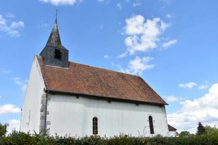 Eglise Saint Sulpice de Feins en Gatinais