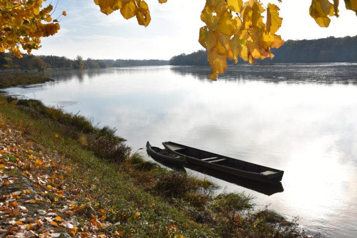 Ousson vue sur la Loire