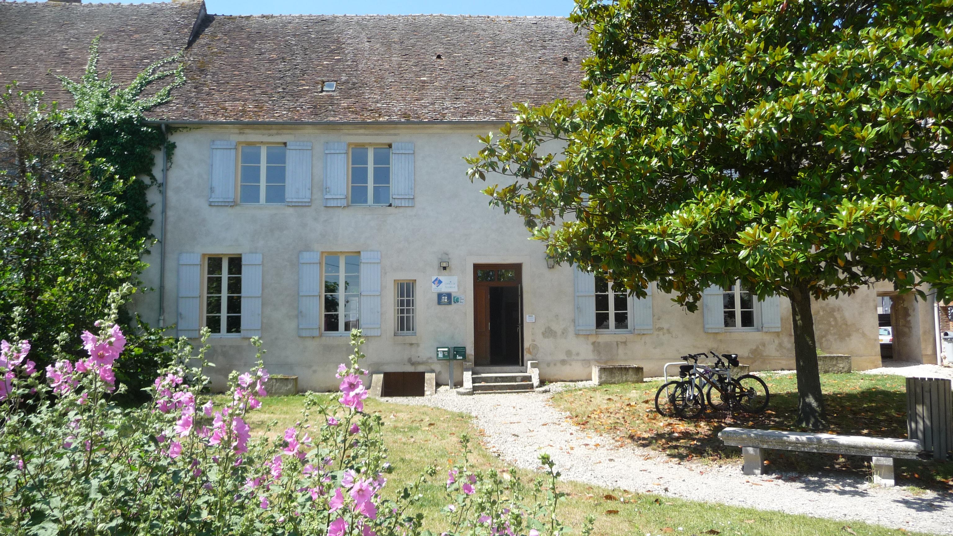 Bureau d'accueil de Beaulieu-sur-Loire