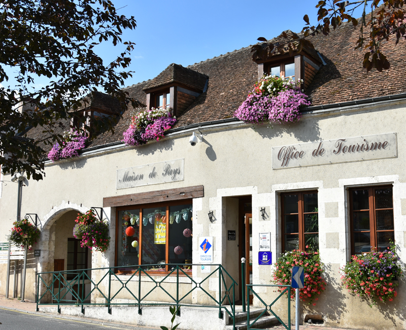 Bureau d'accueil de Bonny-sur-Loire