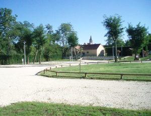 Bonny sur Loire-Camping du Val-vue générale 1
