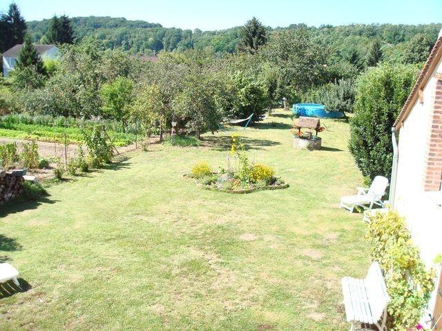 St Firmin sur Loire-Gite la Blouettière-jardin