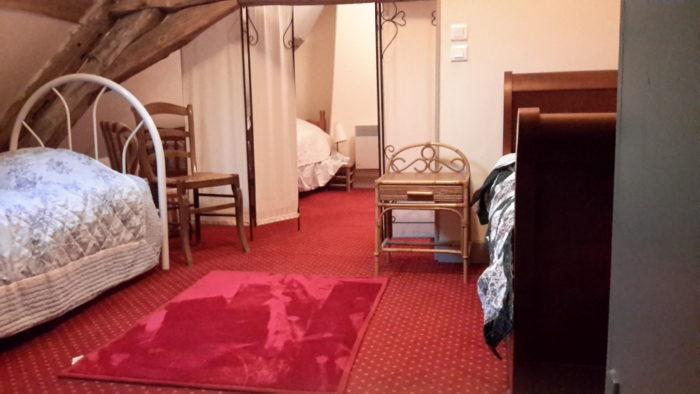 Bonny sur Loire – Gite du moulin– la chambre