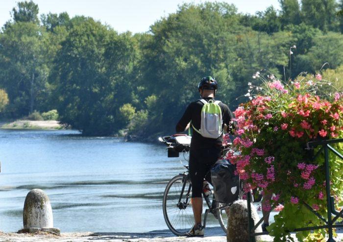 Ambiance cyclo Loire