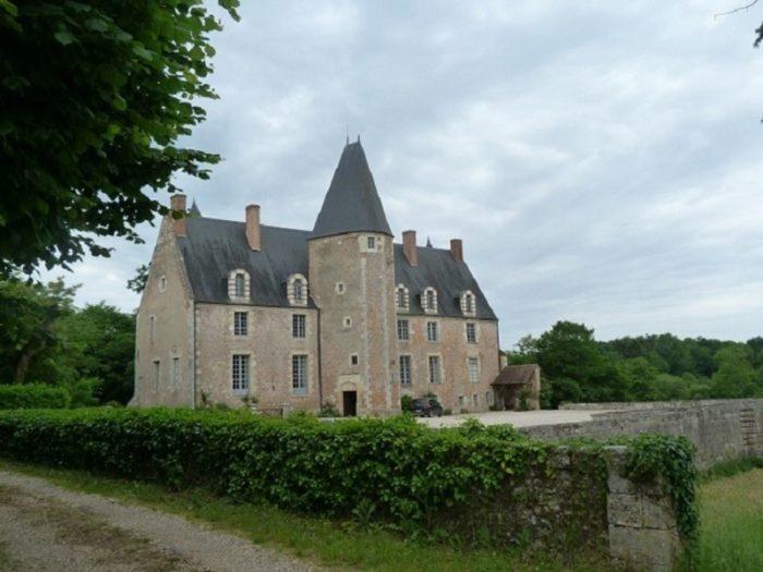 Petit Château d'Autry-le-Chatel – 28 mai 2018