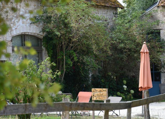 Batilly en Puisaye – ambiance hébergement Familly Ecolodge – 1 août 2018 – OT Terres de Loire et Canaux -IRémy (9)