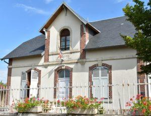 Batilly en Puisaye – mairie  – 1 août 2018 – OT Terres de Loire et Canaux -IRémy (6)