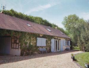 Beaulieu sur Loire- gîte des SAULES 2 – extérieur 1