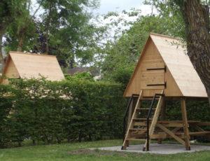 Beaulieu sur Loire-camping touristique du Canal-Abricyclo