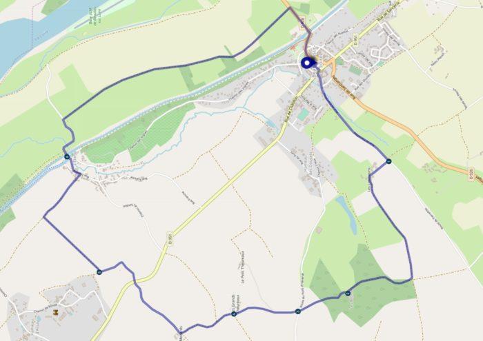Beaulieu-sur-Loire—Circuit-de-l-Etang