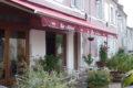 Beaulieu sur Loire-Restaurant de la Place d'Armes-terrasse