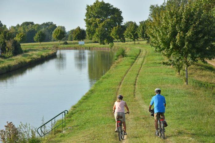Beaulieu_sur_Loire, ballade à vélo
