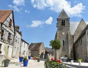 Beaulieu sur Loire église St Etienne – 15 juillet 2018  – OT Terres de Loire et Canaux – IRémy (11)