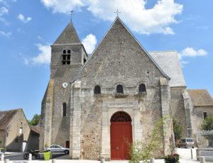 Beaulieu sur Loire église St Etienne – 15 juillet 2018  – OT Terres de Loire et Canaux – IRémy (13)