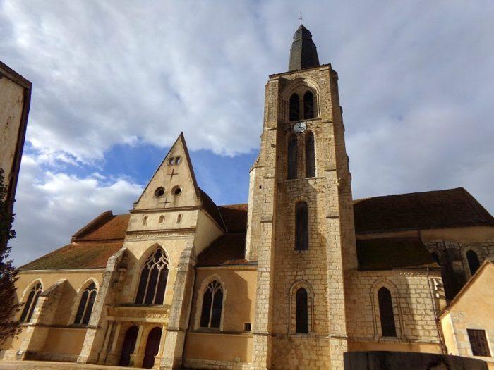 Bonny sur Loire – Eglise Saint Aignan – 7 février 2017 (78)- OT Terres de Loire et Canaux – I. Rémy