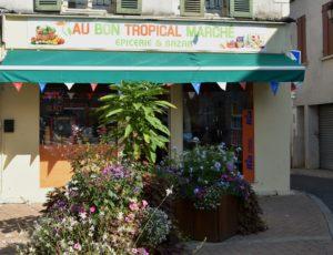 Bonny sur Loire – épiceire place1 août 2018 – OT Terres de Loire et Canaux- IRémy (5)