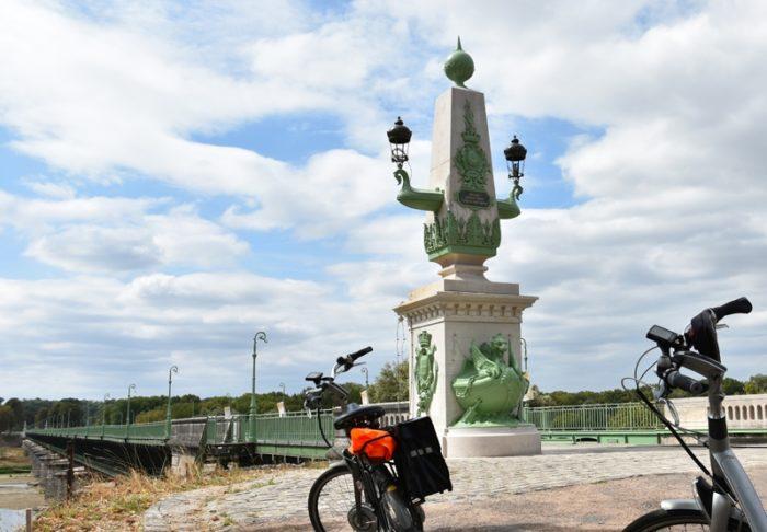 Briare –  pont canal vélos