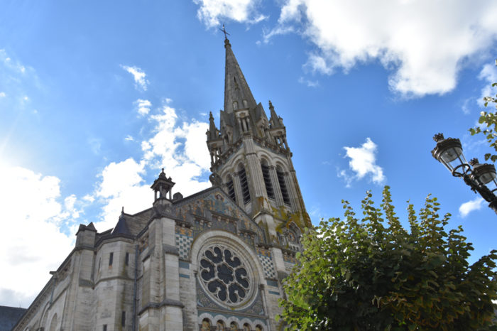 Briare - Eglise Saint Etienne