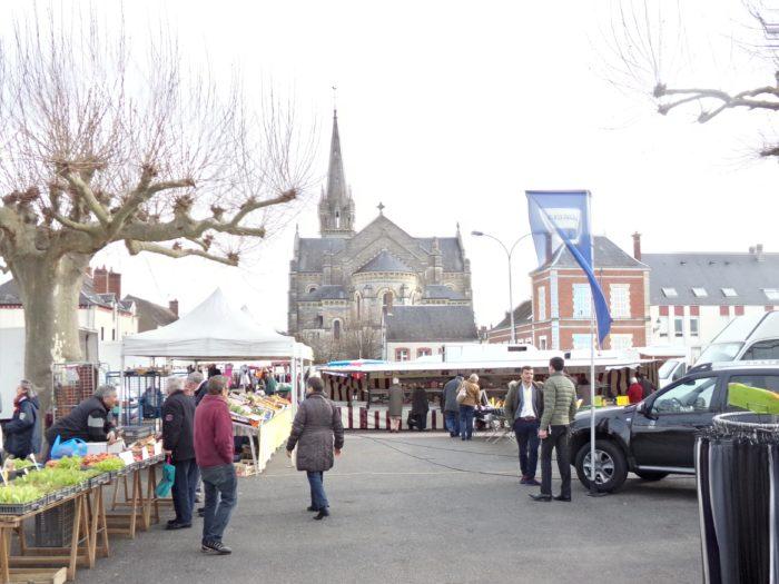 Marché de Briare
