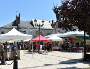 Briare – marché à l'ancienne- 14 juillet – OT Terres de Loire et Canaux – IRémy (2)