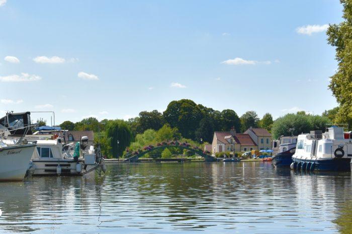 Briare – port de plaisiance – 22 août 2018 – OT Terres de loire et Canaux – IRémy (48)