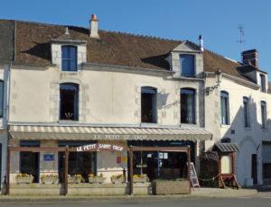 Briare – Restaurant Le p'tit Saint-Trop