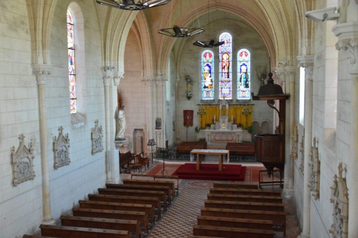 Cernoy en Berry – église St Martin – 6 août 2018 – OT Terres de Loire et Canaux – IRémy (12)