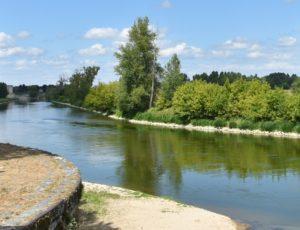 Châtillon sur Loire – écluse de Mantelot