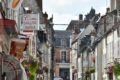 Châtillon sur Loire – grande rue – 8 aout 2018 – OT Terres de Loire et Canaux – IRémy  (39)