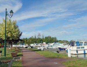 Châtillon sur Loire – port -16 mai 2017 (19) – OT Terres de Loire et Canaux -I.Rémy