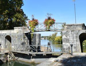 Châtillon sur loire – écluse de Mantelot – OT Terres de Loire et Canaux -IRémy (48)