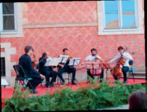 Concert Ensemble ARCAM. Laure Bommelear