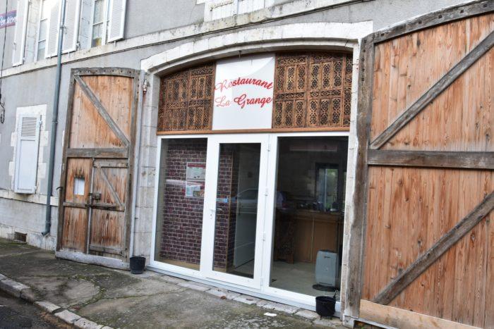 Ousson sur Loire-La Grange-façade