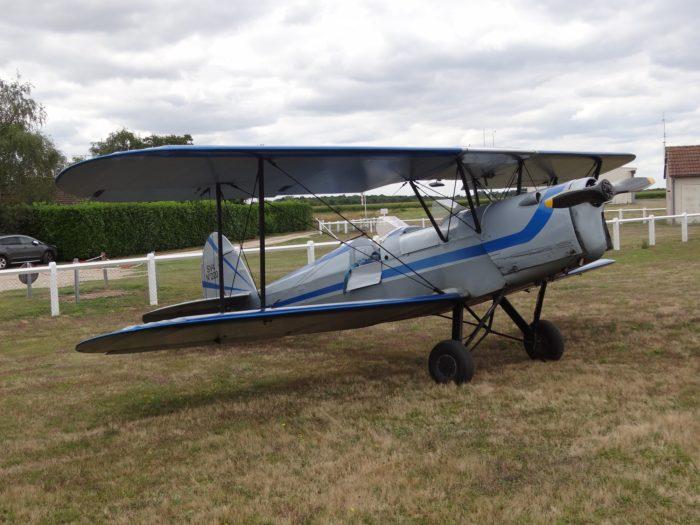 Briare – aérodrome -DSC04751—Denis-Chantereau