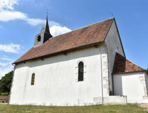 Feins en Gatinais église St Sulpice -1 août 2018 – OT Terres de Loire et Canaux -IRémy (7)
