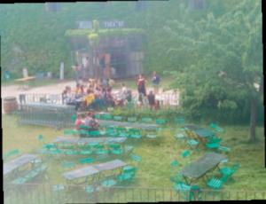 Festival des Planches félées. Théâtre de l'escabeau