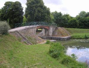 Briare – ancien canal latéral à la Loire