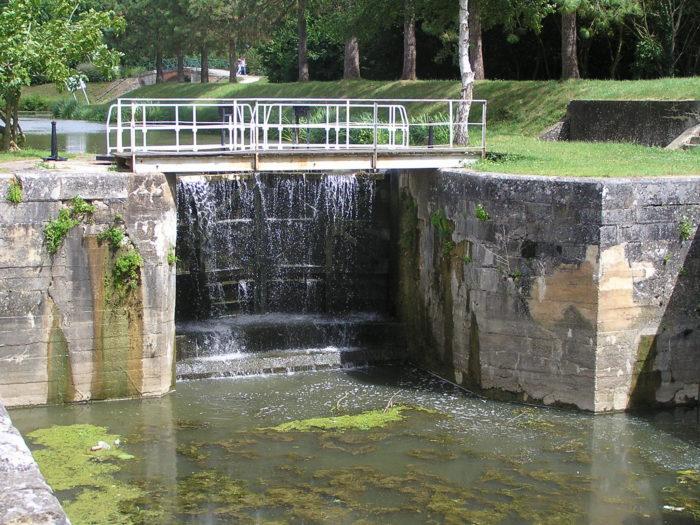 Circuit de l'écluse-de-la-Cognardiere-OT Terre de Loire et canaux
