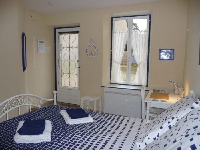 Briare-chambres d'hôtes- chambre