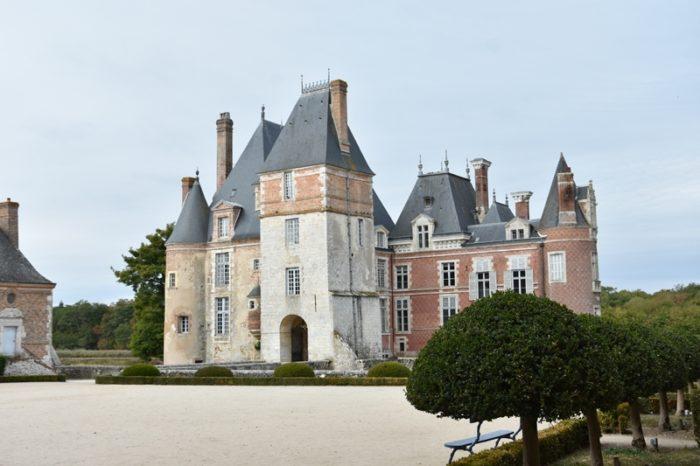 La Bussière – Château