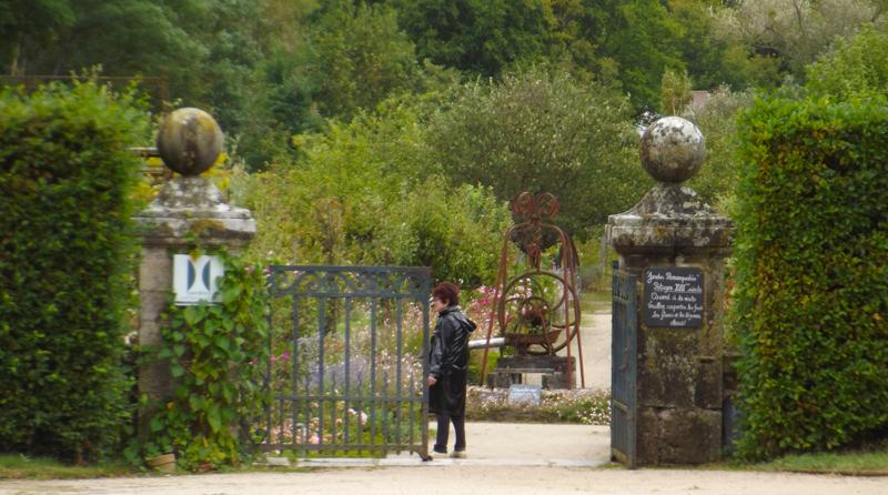 La Bussière – Château – 13 septembre 2017 – OT Terres de Loire et Canaux – I Rémy (74)