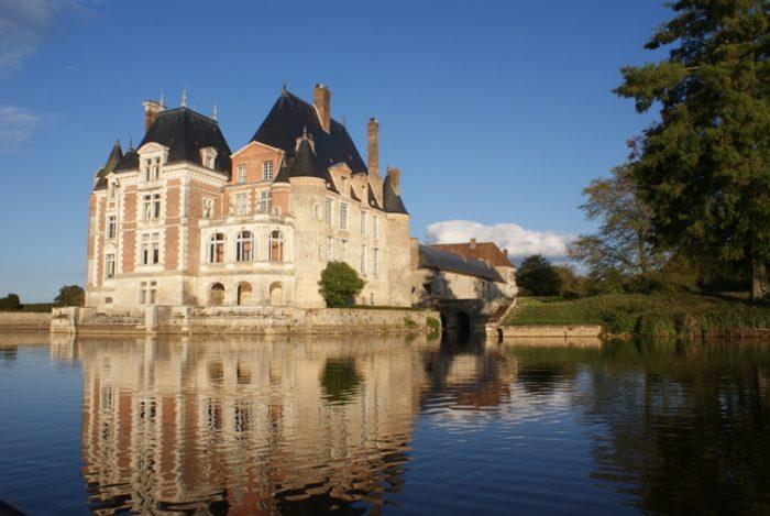 La Bussière – chateau  – 20 septembre 2017 – OT Terres de Loire et Canaux – IRémy