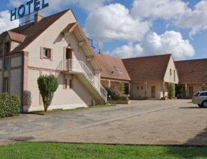 La Bussière -Le Nuage -façade